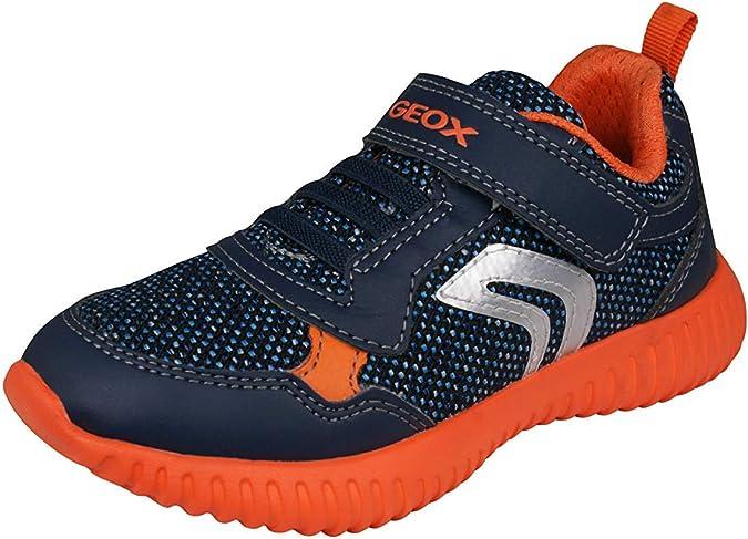Geox B Each Boy B Zapatillas para Ni/ños