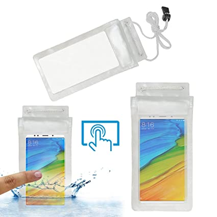 huge selection of ecfef dee63 Acm Waterproof Bag Case for Xiaomi Redmi 5 Plus: Amazon.in: Electronics