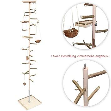Vogelspielzeug Vogelschaukel für Wellensittich Nymphensittich Spielzeug Spielzeug Schaukeln & Ringe