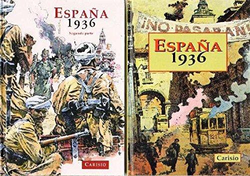 ESPAÑA 1936. 2 TOMOS.: Amazon.es: FERNANDEZ-RODRIGUEZ, CARISIO: Libros