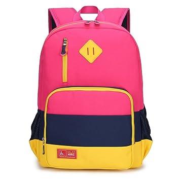 ee2998920e Mifulgoo Waterproof Backpack Kid Grade Bookbag Child Elementary   Middle  School Bag Boy Girl Casual Daypack