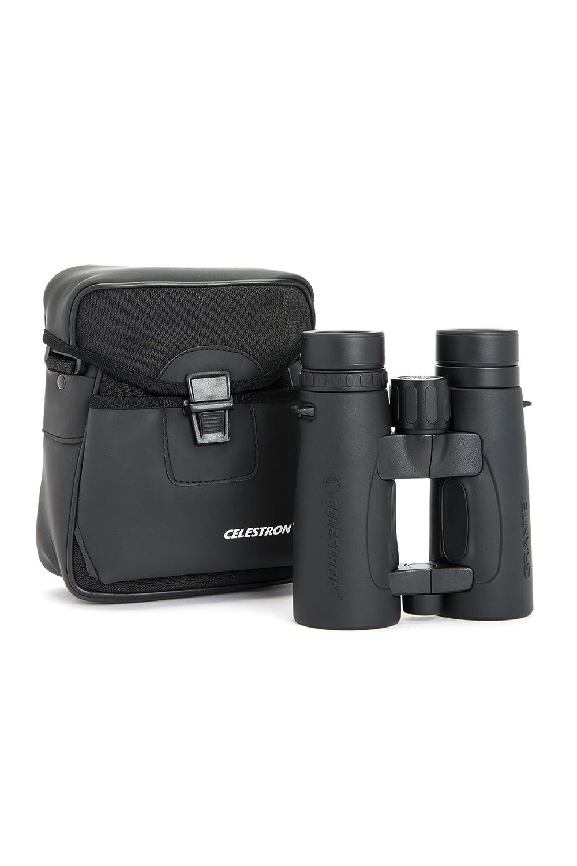 Granito Celestron 8x42 binoculares (ED óptica, carcasa de magnesio resistente al agua): Amazon.es: Electrónica