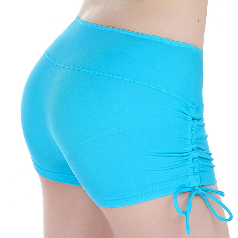 ONESIE Womens Shorts Swim Boardshort, Bikini Bottom Swim Shorts Board Shorts for Women