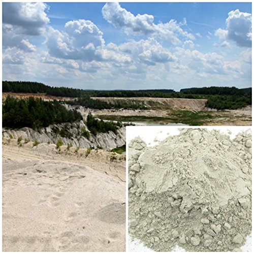 Kaolin clay, 1 Pound soap making supplies, filled with minerals -