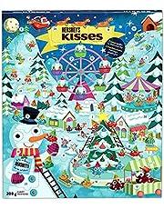 HERSHEY'S KISSES Advent Calendar, 208g