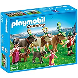 PLAYMOBIL Alpine Festival Procession Playset