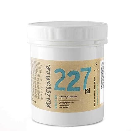 Naissance Coco Refinado Sólido - Aceite Vegetal 100% Puro - 100g