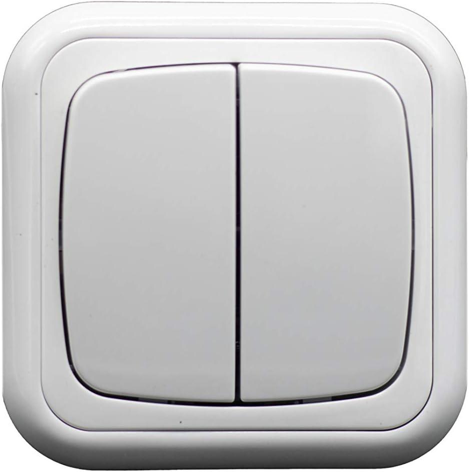 Base schuko con toma de tierra Superficie serie premium