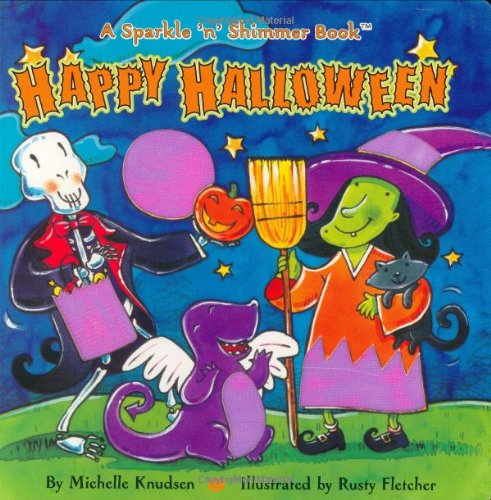 Read Online Happy Halloween (Sparkle 'N' Shimmer) pdf