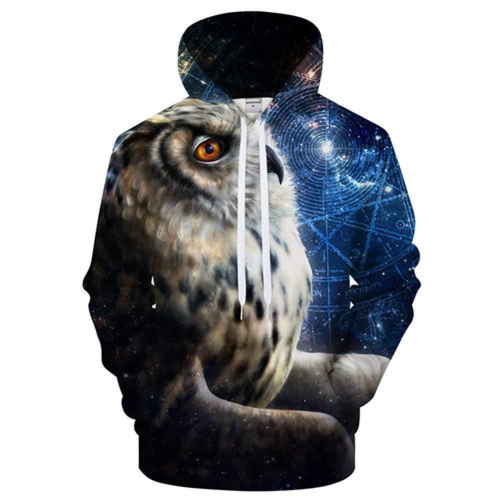 GUQIYA 3D Hoodies Sweatshirts Männer Hoodie Pullover Trainingsanzüge