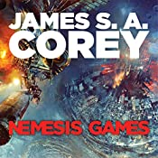 Nemesis Games: Book 5 of the Expanse | James S. A. Corey