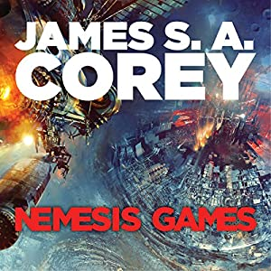 Nemesis Games | Livre audio
