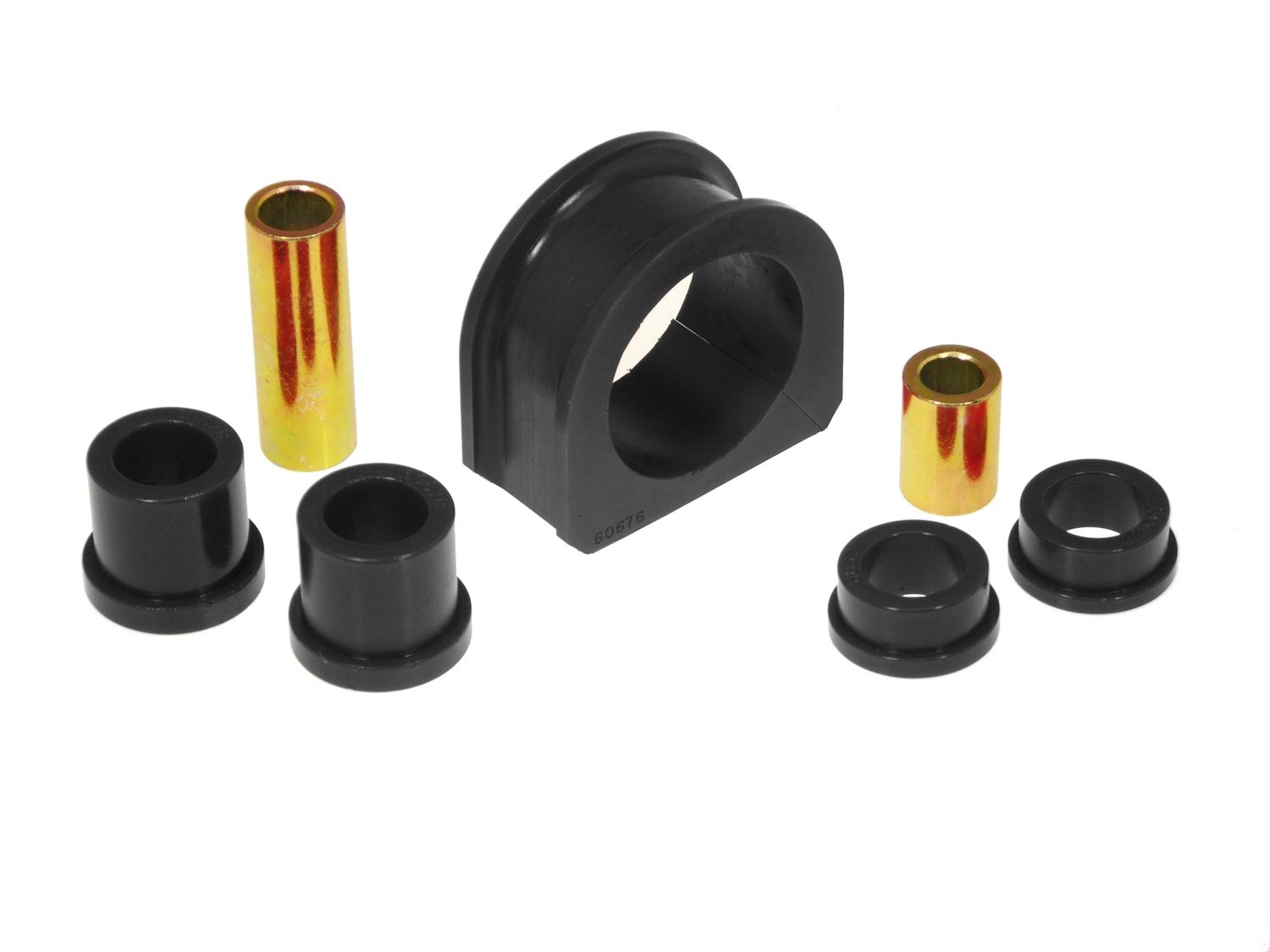 Prothane 18-701-BL Black Steering Rack Bushing Kit
