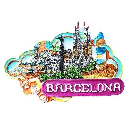 GIFT 3D Sticker 4 Pack F.C Barcelona