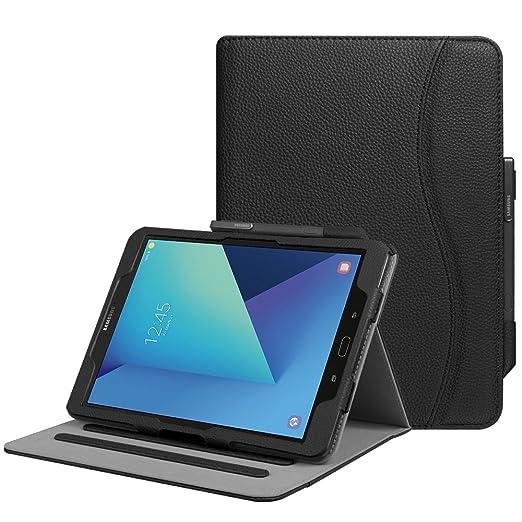 5 opinioni per Fintie Samsung Galaxy Tab S3 9.7 Cover, [Multi-angli] Ultra Slim Fit Folio Smart