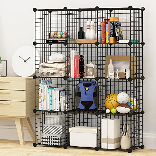 12 Storage Cubes by COSYHOME,