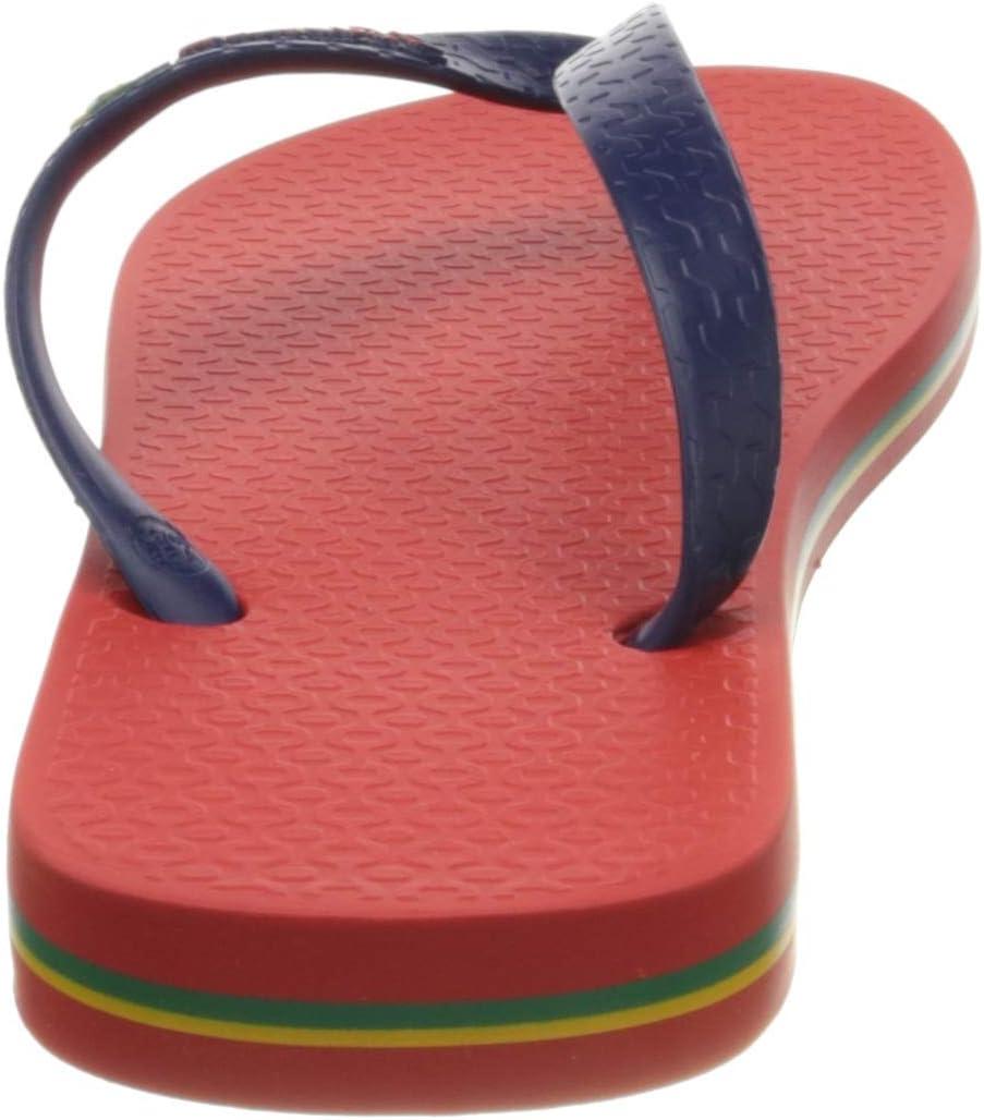 Ipanema CLAS Brasil II Ad Teenslippers voor heren meerkleurig rood blauw 9252 0