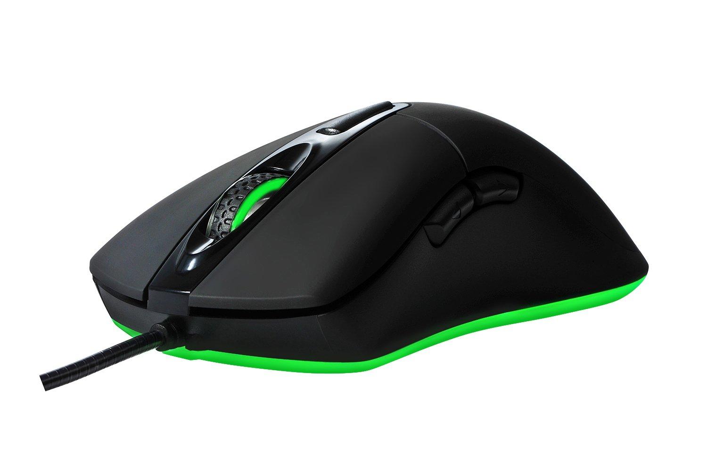 Mouse Gamer : Giyach Ergonomico Optico Liviano con 16.8Millo