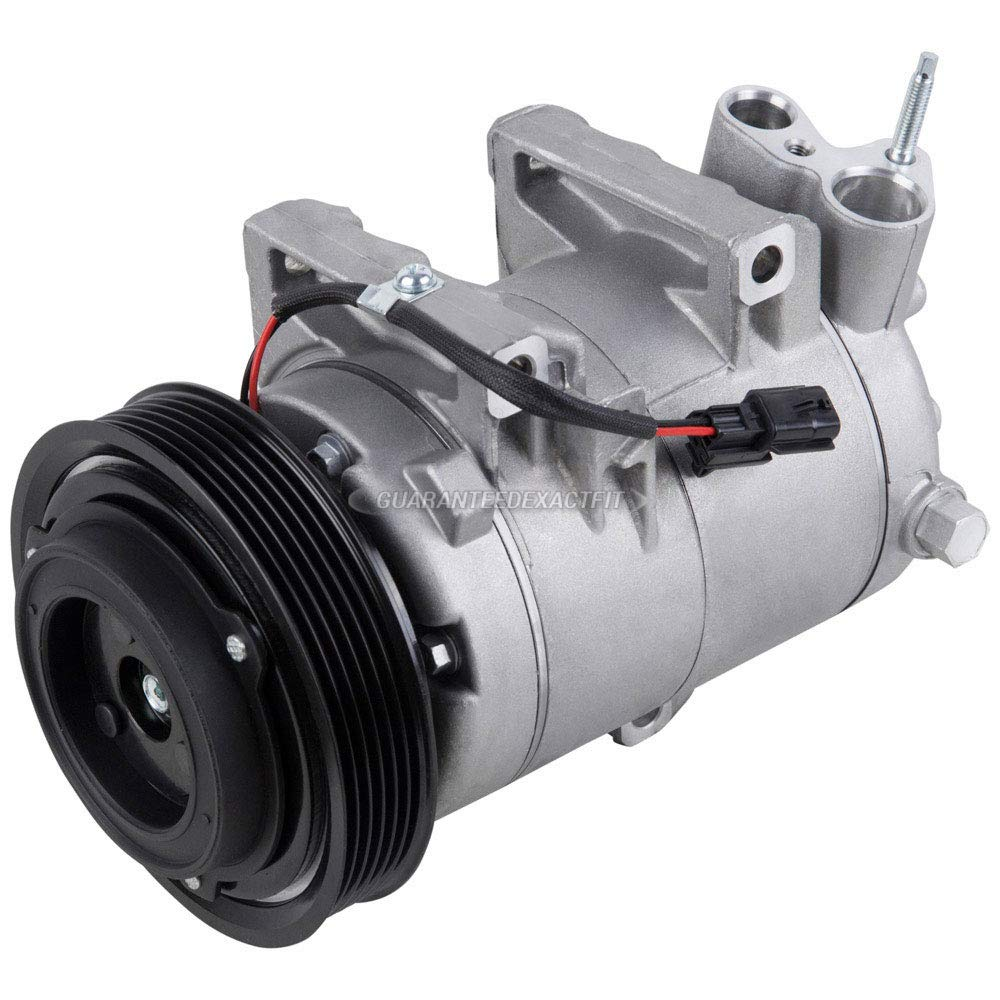 AC Compressor & A/C Clutch For Nissan Rogue 2008 2009 2010 2011 2012 on