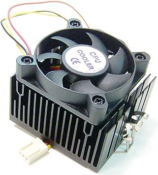Cablematic - Ventilador CPU AMD-K6 socket-7: Amazon.es: Electrónica