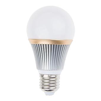 Muy brillante LemonBest 5 W Bombillas LED para faros bombilla rosca E27 foco para sala de ...