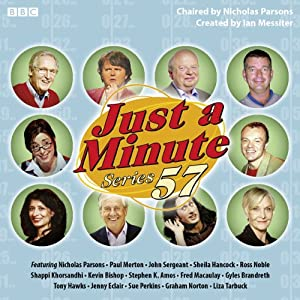 Just A Minute: Complete Series 57 Radio/TV Program