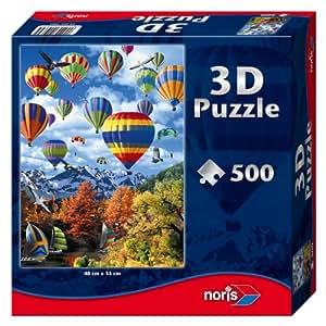Noris 606031084 3D puzzle - 3D puzzles (Paisaje, Cualquier género)