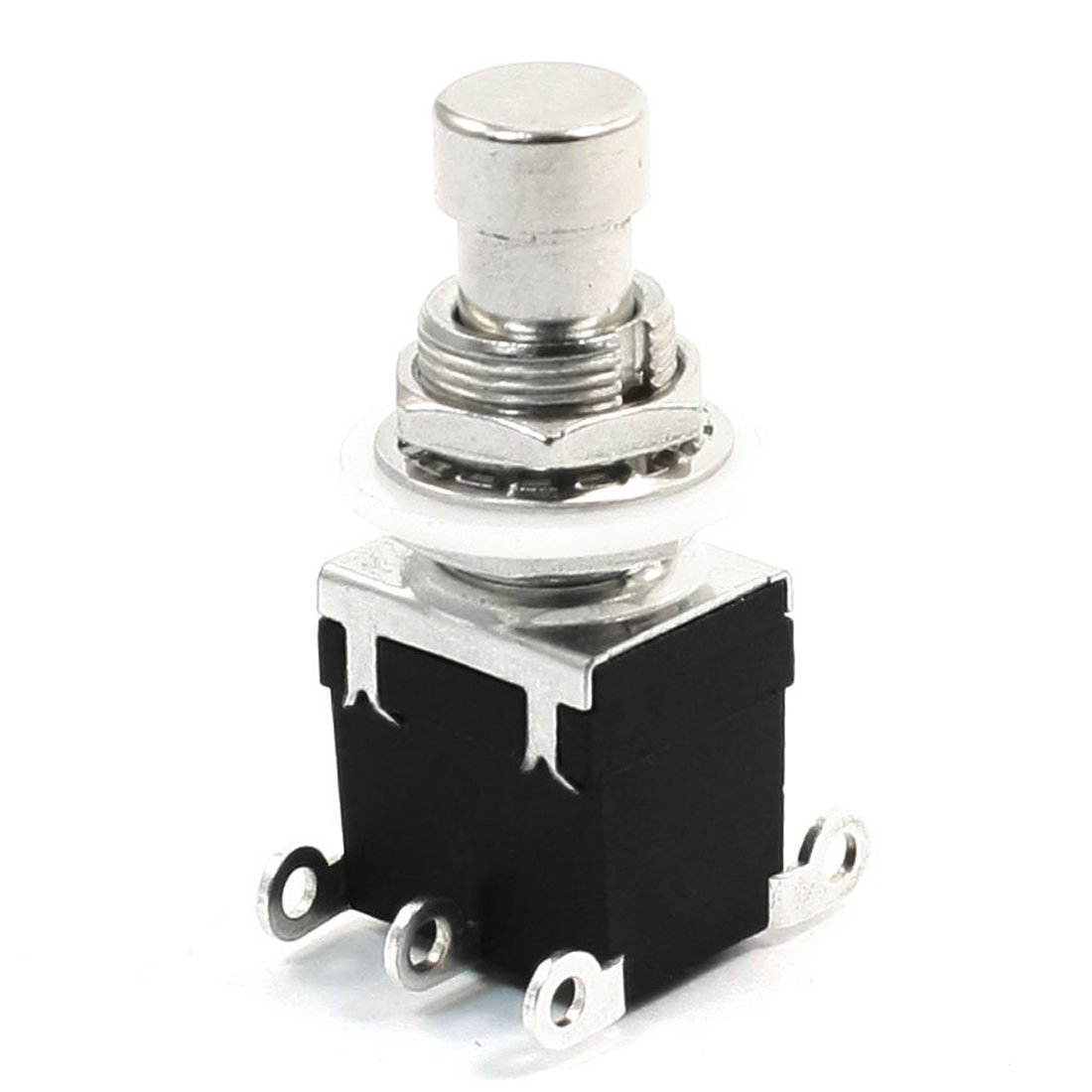 Sonline 6Pins DPDT Momentary Stomp Foot Switch for Guitar AC 250V/2A 125V/4A