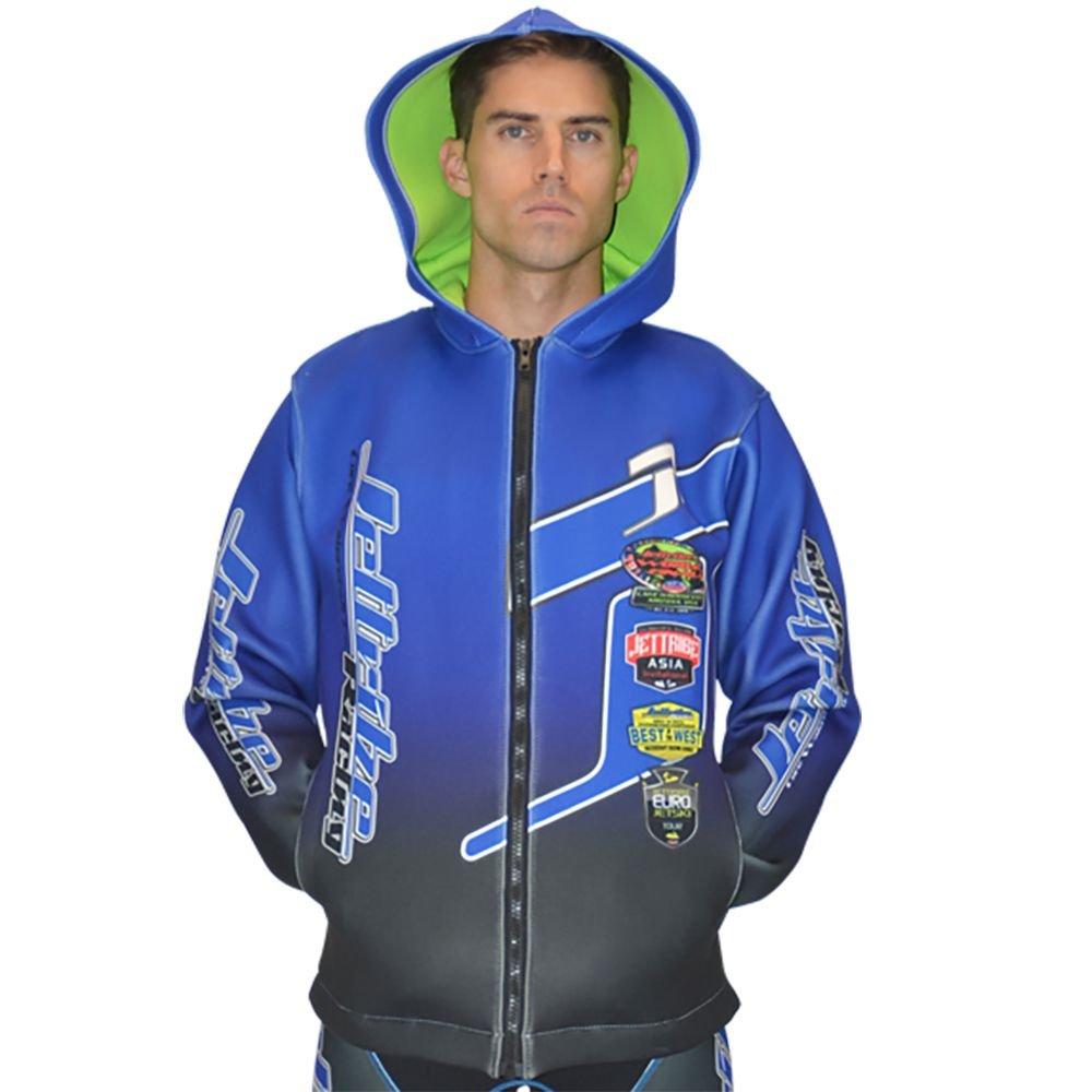 クラシックブルー ツアーコート PWC ネオプレン ジェットスキージャケット XX-Large  B01LYVHMLE