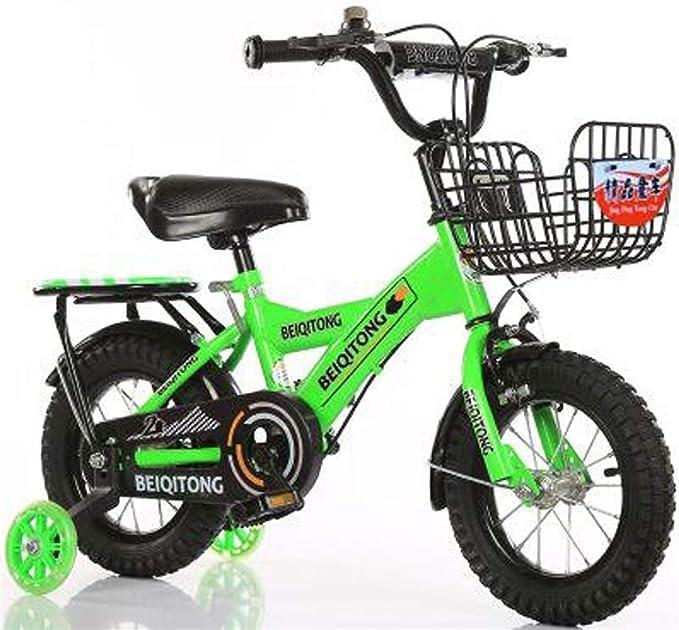 Dsrgwe Bicicleta niño, Bicicletas niños, niños de la Bici de la ...
