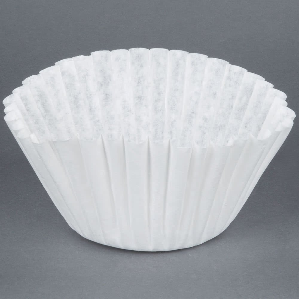 TableTop King 20131.0000 24 1/4'' x 10 3/4'' 10 Gallon Urn Style Coffee Filter - 252/Case