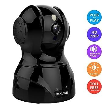 1536P 3MP Indoor IP Camera Wireless WiFi Home Security
