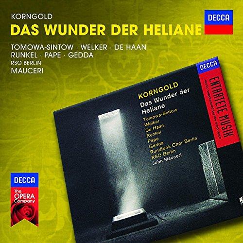 (Korngold: Das Wunder der Heliane [3 CD])