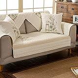 Protector furniture sofa towel,Sectional sofa covers 3 cushion sofa slipcover Armchair covers Furniture slipcovers Couch protector-K 90x240cm(35x94inch)