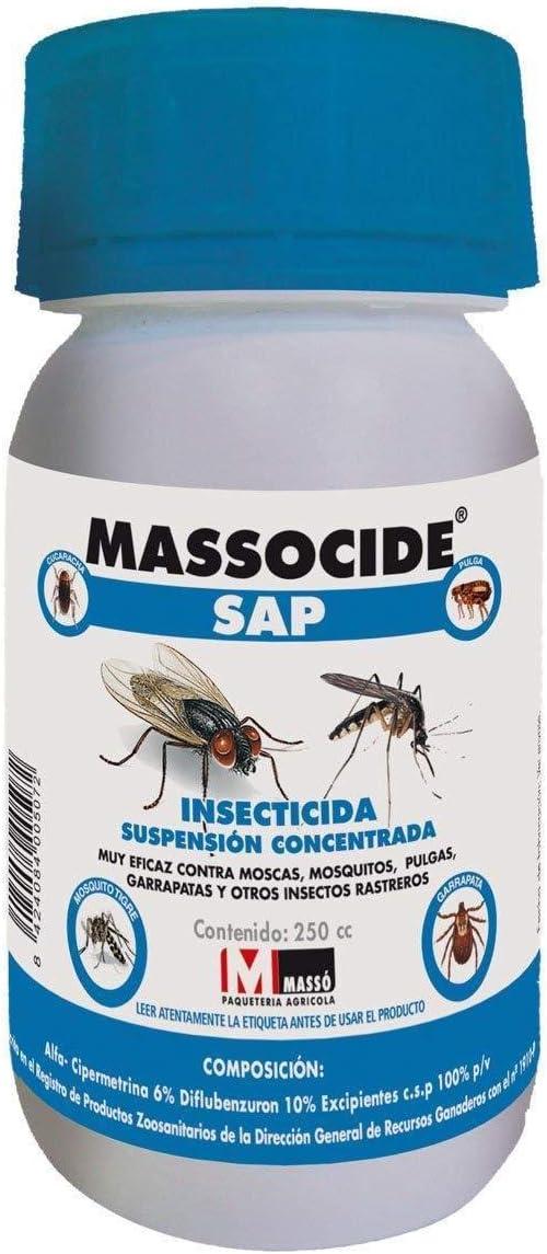 natural Concentrado contra Moscas, Mosquitos y Otros Insectos. 250 CC