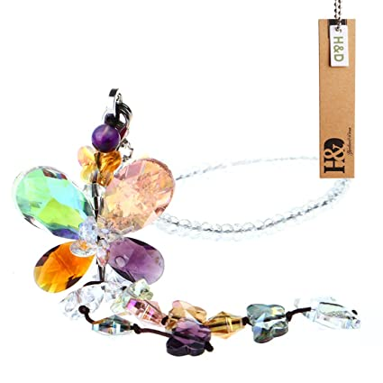 Amazon hd car charms rear view mirror accessories crystals hd car charms rear view mirror accessoriescrystals ornaments chandelier crystals hanging prisms fengshui suncatcher mozeypictures Gallery