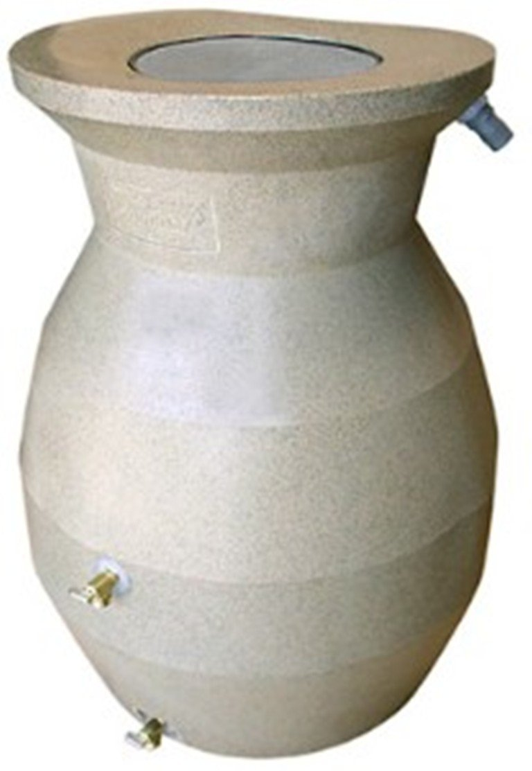 CONTINENTAL 2002-SS Rain Barrel Sand Stone by CONTINENTAL (Image #1)