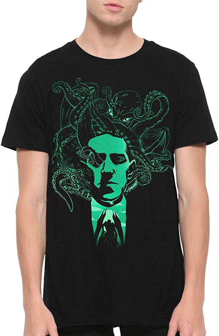 H. P. Lovecraft The Call of Cthulhu Art T-Shirt