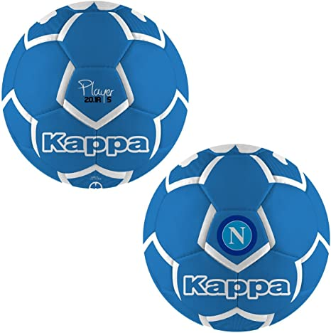 Balón de fútbol NÁPOLES – colección oficial Napoli – Kappa ...