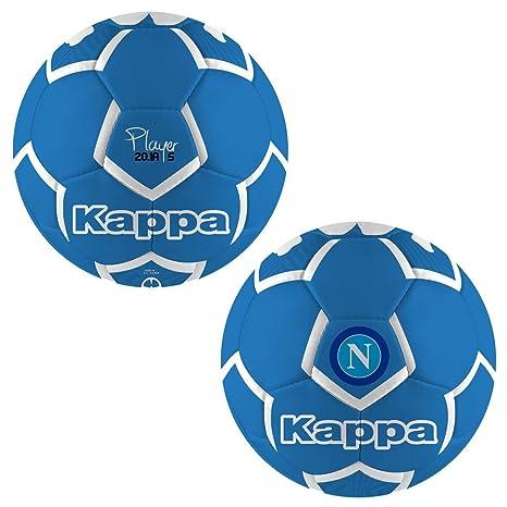 Balón de fútbol NÁPOLES - colección oficial Napoli - Kappa ...