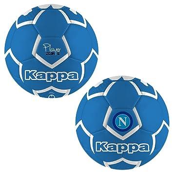 Balón de fútbol NÁPOLES - colección oficial Napoli - Kappa - tamaño ... 9f2403488fa85