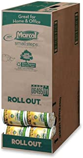 product image for Marcal 6495 Bathroom Tissue, 2-Ply, Recycled, 504 Shts/RL, 48 RL/CT, We