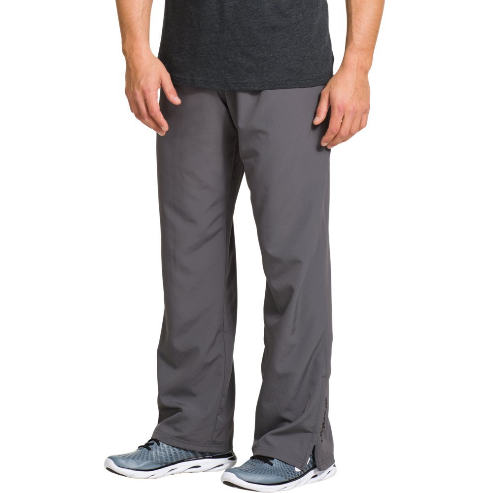 Under Armour Men's Vital Warm-Up Pants, Graphite /Black, Small