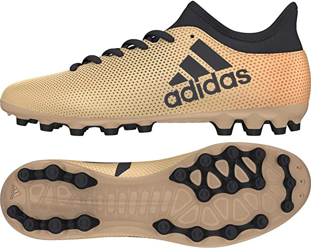 adidas X 17.3 AG, Chaussures de Football Homme: