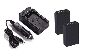 Amazon.com: Baterías de alta capacidad para Nikon COOLPIX ...