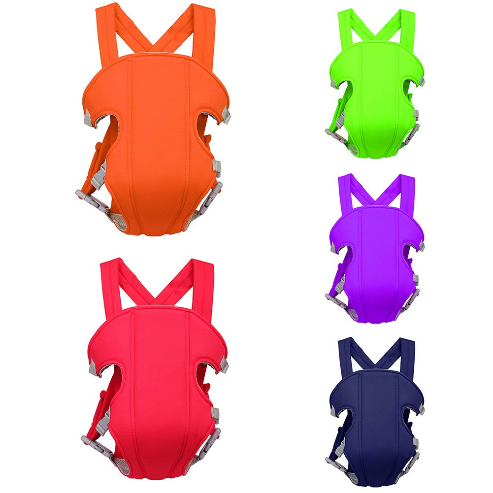 dontdo Double Baby Chest Front Carrier Strap Infant Shoulder Bag Newborn Waist Stool