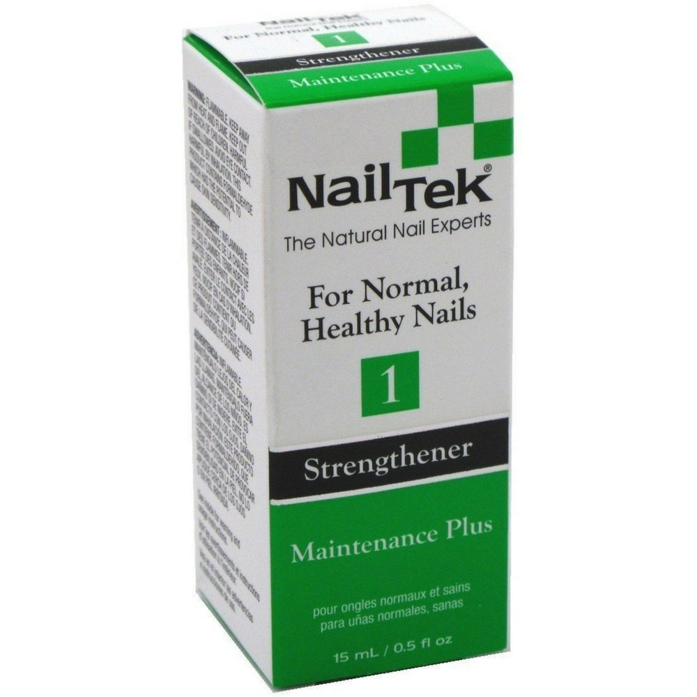 Nail Tek Strengthener Maintenance Plus [1], 0.5 oz Nailtek 800
