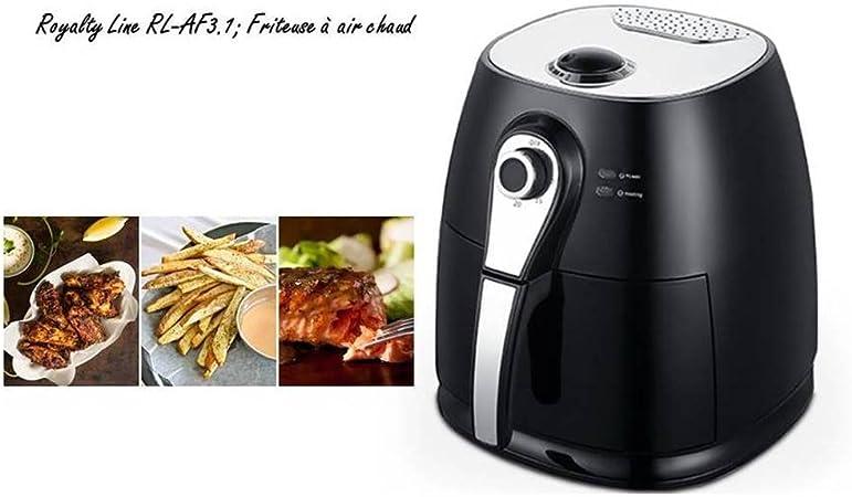 Royalty Line Freidora Royalty Line Robot de cocina Multi Función 3 L: Amazon.es: Hogar