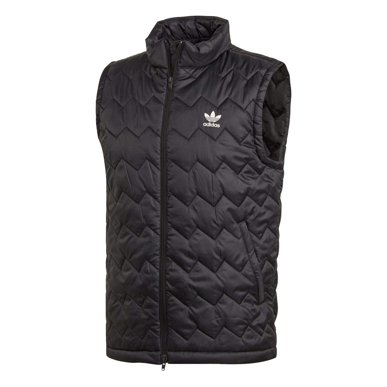 Adidas SST Puffy Vest Tech Ink