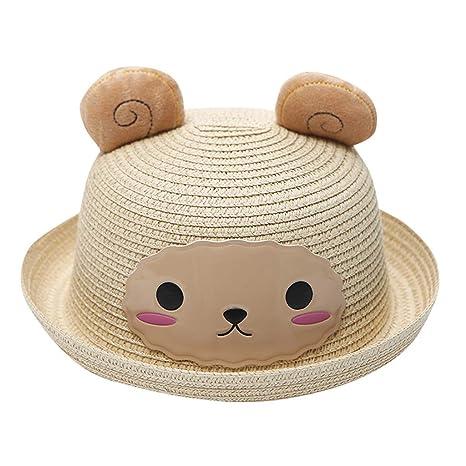 4731d088b Fabal-Baby Clothing Summer Baby Hat Cap Children Breathable Cartoon ...